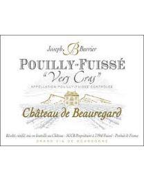 """Pouilly Fuissé """"Vers Cras"""" 2010"""