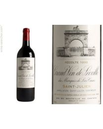 Grand Vin de Leoville Las Cases 2º Cru 1999