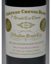 Cheval Blanc 2002