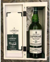 Laphroaig 25 Años triple Cask