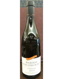 Hautes Côtes de Nuits Chardonnay 2015