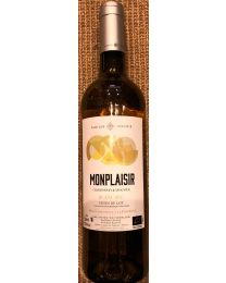 Monplaisir Chardonnay &Viognier 2018