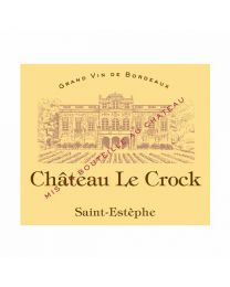 Chateau Le Crock 2010